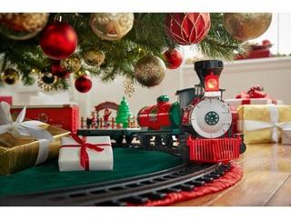Tren Navidad Polar Navideño Electrico North Pole 2019