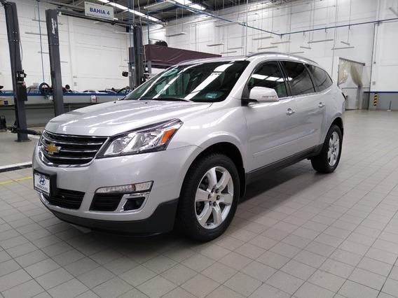 Chevrolet Traverse 2017 3.6 V6 Lt Piel 7 Pasajeros At