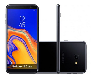 Samsung Galaxy J4 Core 16gb, Duos 8mp Preto (vitrine)