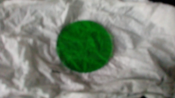 Filtro Verde Ou Amarelo Para Microscópio 32 Mm