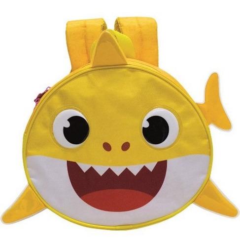 Imagem 1 de 3 de Mochila De Costas Baby Shark Ollie