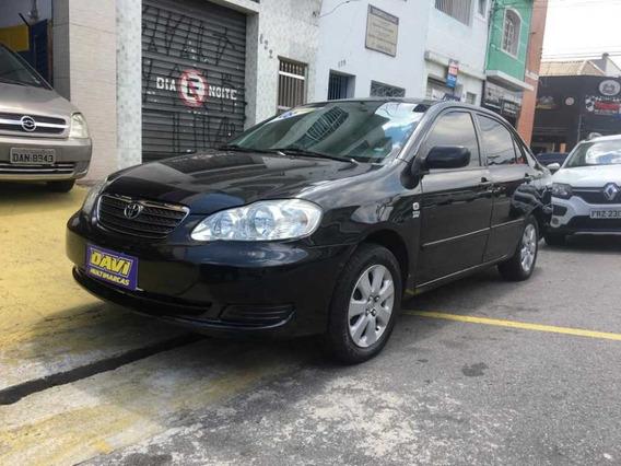 Corolla Sedan Xei 1.8 16v (aut) Flex Automático