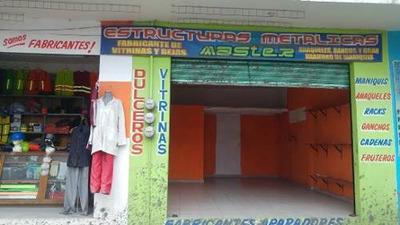 Local Comercial Sobre Ave. Principal, Muy Cerca Del Centro