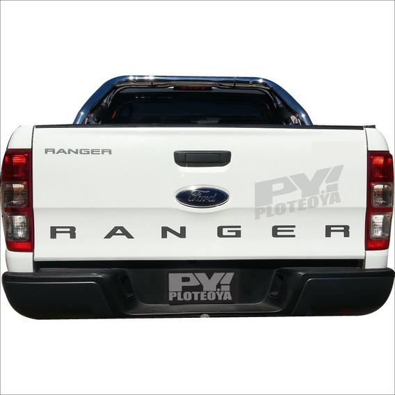 Calco Porton Ford Ranger 2012 / 2018 Calcomania Ploteoya!