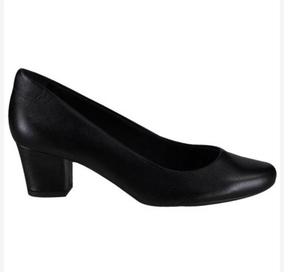 Sapato Usaflex Q6601 Preto