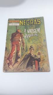 Estórias Negras Nº 18! Gep 1969! Terror Hq Gibi Raridade