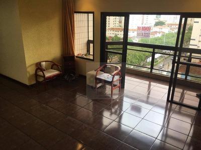 Apartamento Residencial Para Venda E Locação, Campo Grande, Santos - Ap2176. - Ap2176