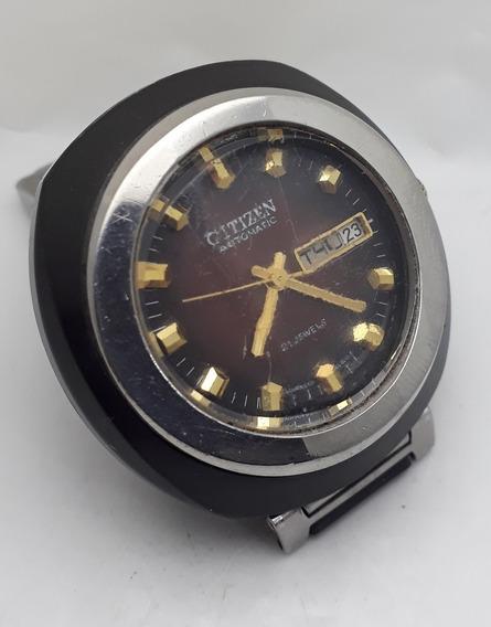 Relógio Citizen Automático Caixa Resina