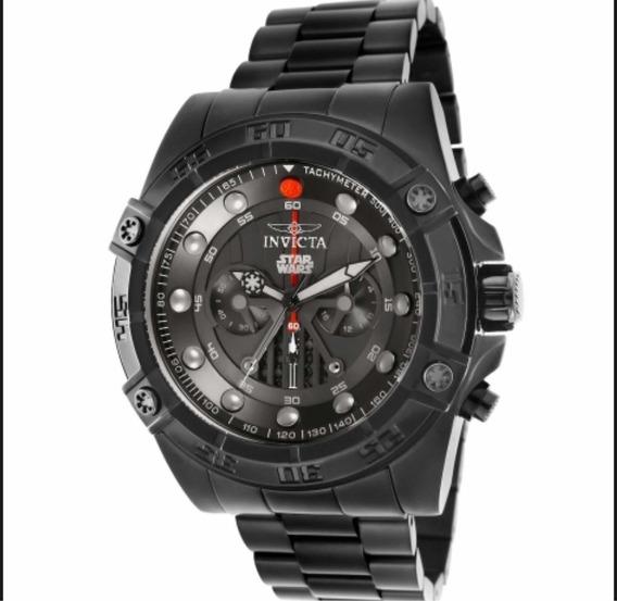 Relógio Invicta 26497 Star Wars Limited Edition Ja Em Manaus