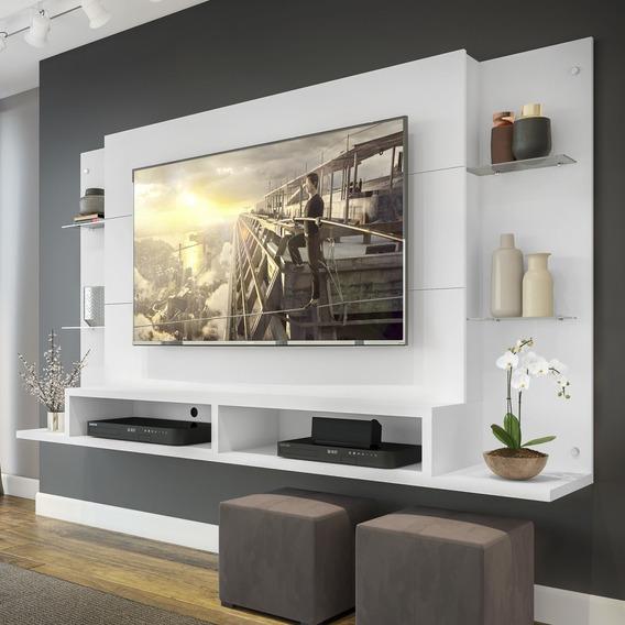 Painel Nairóbi Multimóveis Para Tv De Até 60 Polegadas Com