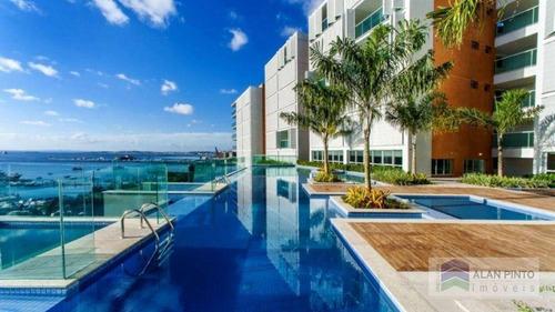 Imagem 1 de 30 de Apartamento Com 1 Quarto À Venda, 57 M² Por R$ 335.000 - Dois De Julho - Salvador/ba - Ap1492