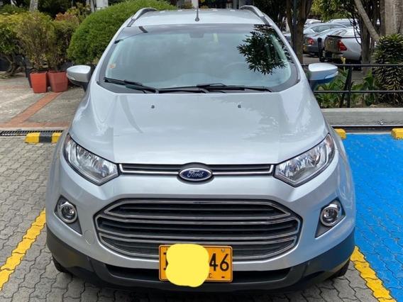 Ford Ecosport Titanium Full