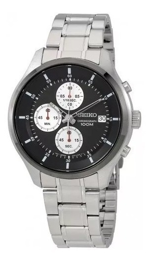 Reloj Seiko Sks545 Cronógrafo 100m Fecha Quartz Sumergible