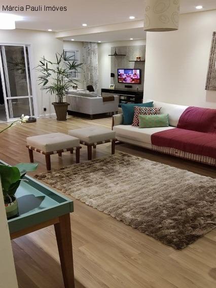 Apartamento No Condomínio Atmosphera - Eloy Chaves - Jundiaí. - Ap04502 - 67612849
