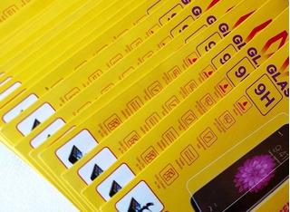 Kit 300 Película De Vidro Sem Escolha+ Nf+ Brindes Surpresa
