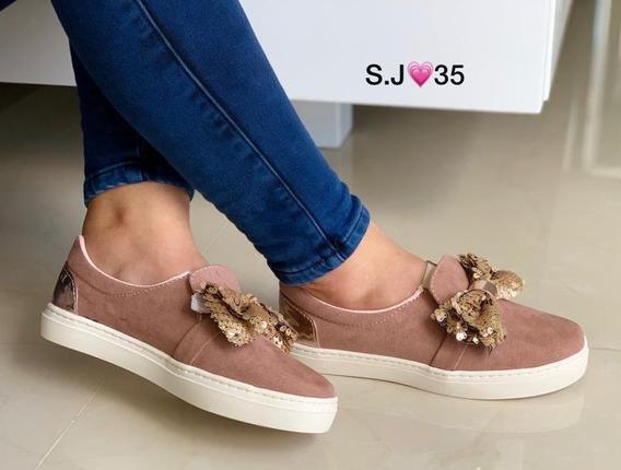Zapatillas Comodas Nueva Colección Dama Calzado Mujer 17
