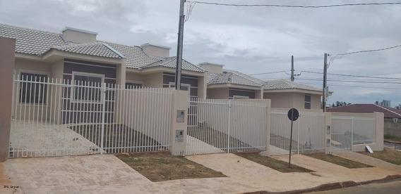 Casa Para Venda Em Ponta Grossa, Oficinas, 2 Dormitórios, 1 Banheiro, 1 Vaga - L-gp25154_1-1478003