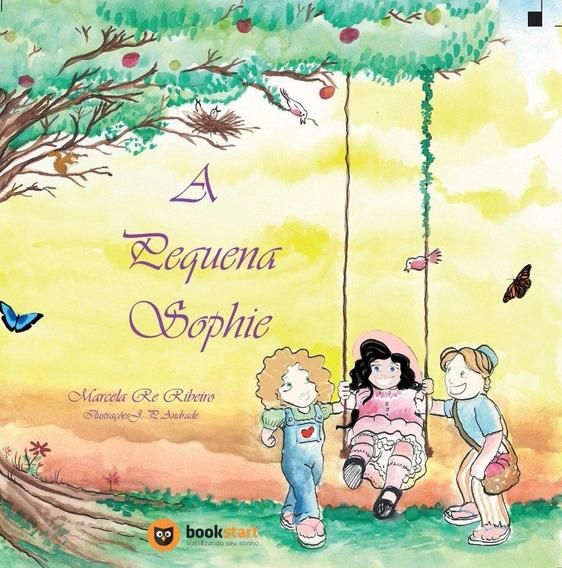 Livro A Pequena Sophie - Frete Grátis (veja Na Descrição)