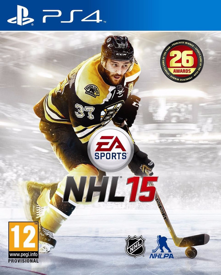 Ea Sports Nhl 15 National Hockey League 2015 Ps4 Original