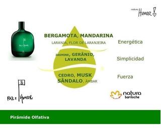 Perfume Masculino Paz E Humor - Natura Cosméticos
