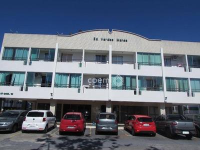 Apartamento Com 2 Dormitórios Para Alugar, De Canto, Com Varanda - Kn0559