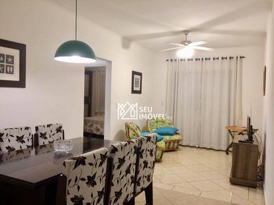 Apartamento Mobiliado Para Locação, Edifício Domingos Fernandes, Itu - Ap0062. - Ap0062