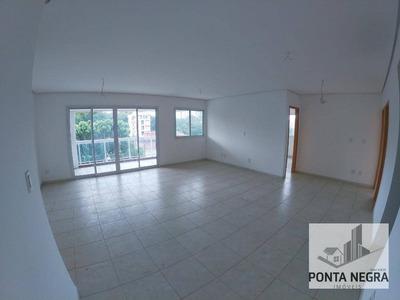 Terraço Vieralves, 3 Dormitórios À Venda, 140m² - Vieralves - Manaus/am - Ap0540