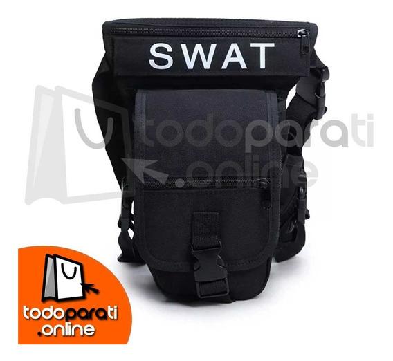 Riñonera Canguro Silver Knight Bk Swat