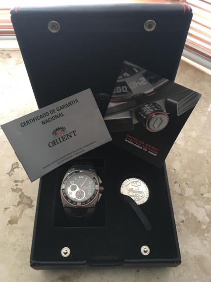 Relógio Masculino Orient Serie Interlagos 70 Anos