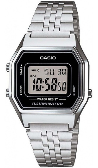 Promoção Relógio Casio Vintage Original La680wa-1df
