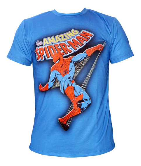 Camiseta Heróis Homem De Ferro Homem Aranha Capitão América