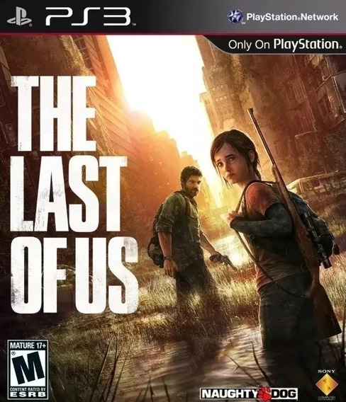 The Last Of Us Ps3 Psn