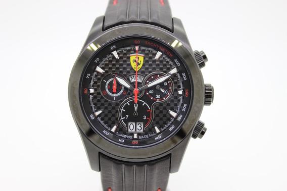 Ferrari Padock Chrono Day Date - Scuderia Ferrari