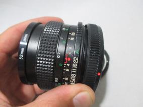 Lente Sakar 52mm - No Estado