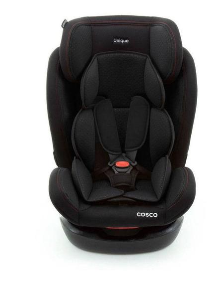 Cadeira Para Auto - De 0 A 36 Kg - Unique - Preto Sport - Co