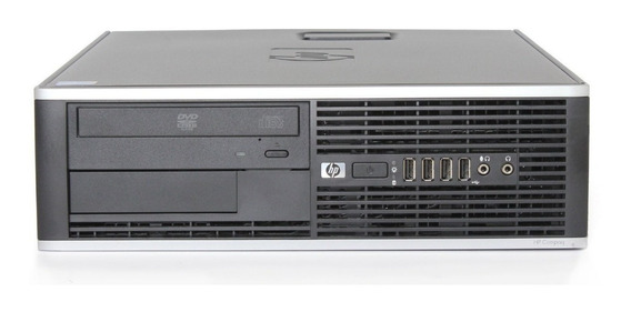 Desktop Hp Pentium Dual Core 1155, 4gb Ddr3, Hd 500gb