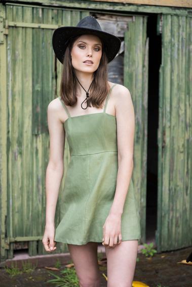 Vestido De Lino Florencia Rey
