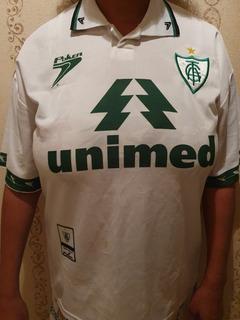 Camisa América Mineiro Marca Oficial Poker
