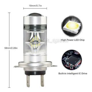 Foco Led 6000k 100 Watts Luz De Día, Auxiliares