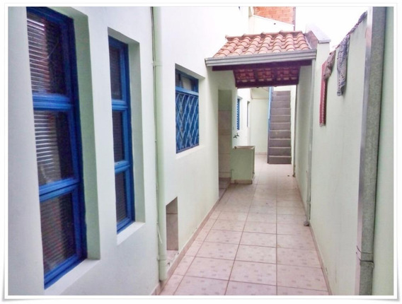 Casa Residencial Para Locação, Parque Residencial Jaguari, Americana. - Codigo: Ca0878 - Ca0878