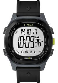 Relógio Masculino Casual Timex 10 Lap - Tw5m18900