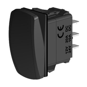 Imagem 1 de 1 de Interruptor De Buzina - Cod 2776