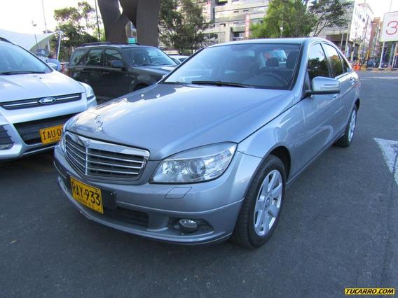 Mercedes Benz Clase C C 200 1.8 At