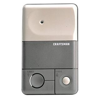 Craftsman Wallmounted Premium Control Console