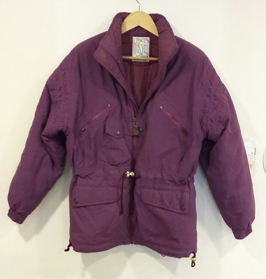 Campera Rosa Oscuro Ellesse Italy Talle L