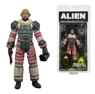 Alien Dallas Compression Suit Neca Original