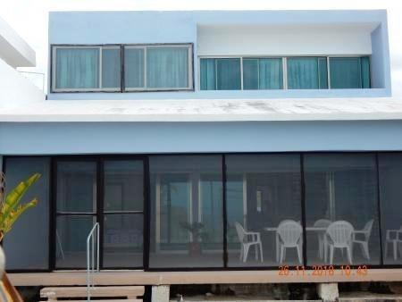 Casa Frente Al Mar De Celestún
