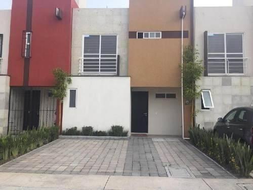 Casa En Renta En Fracc.misiones Ii, Toluca Estado De México