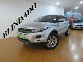 Land Rover Range Rover Evoque 2.0 Pure 4wd Aut Blindado