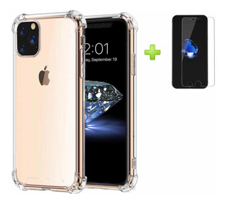 Funda iPhone Transparente Air Bag 5|6|7|8| Plus X Xs Xs Max